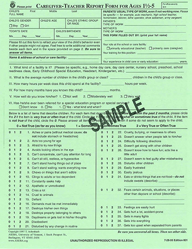 CAREGIVER-TEACHER-REPORT-FORM-FOR-AGES-l-5